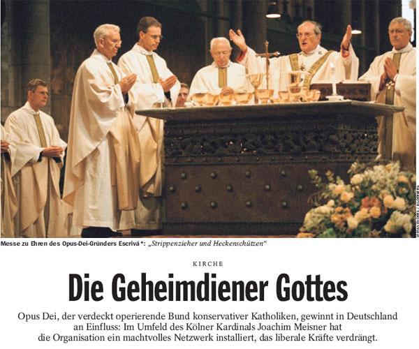 Der Spiegel 49/2006 (Ausriss)
