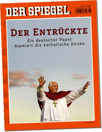 Der Spiegel 6/2009: Der Entrückte